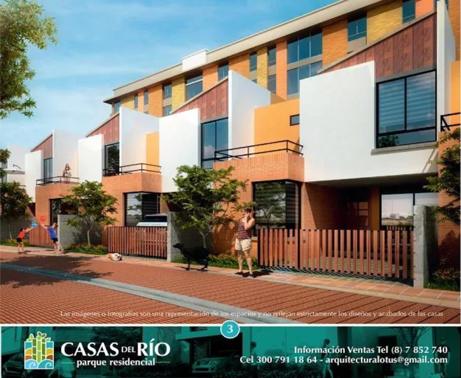 Casas del Río Ficha 2 fachada I3