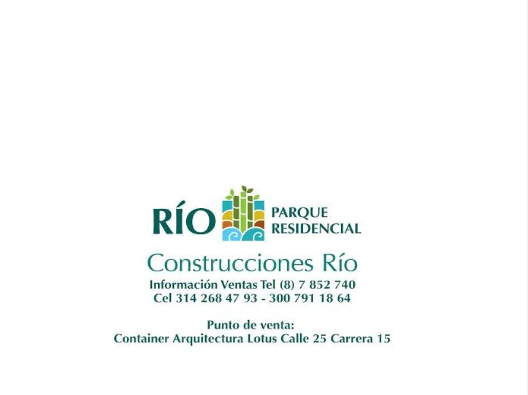 Casas del Río Ficha 2 Datos Constructora I14