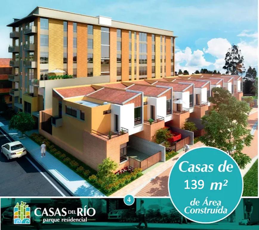 Casas del Río Ficha 2 Plano General del proyecto I4