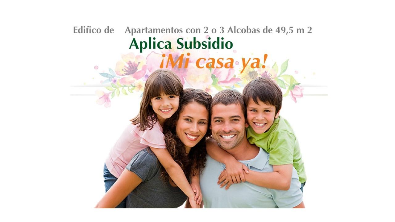 Aplica Subsidio Mi Casa Ya!